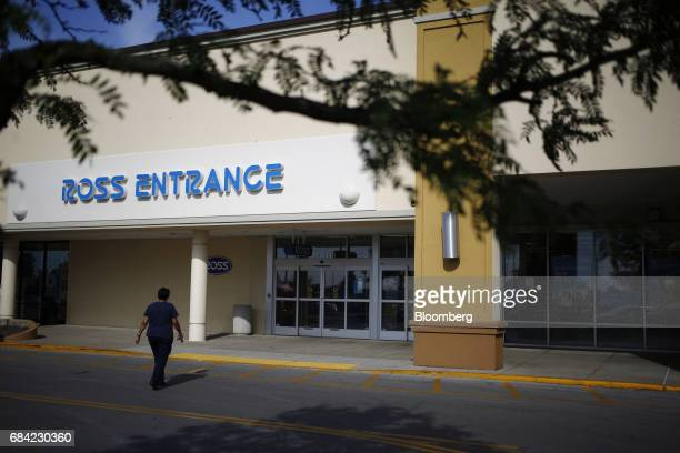 Customer arrives at a Ross Stores Inc. Location in Lexington, Kentucky, U.S., on Monday, May 15, 2017. Ross Stores Inc. Is scheduled to release...