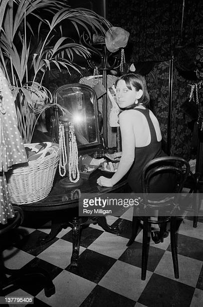 A customer at the Biba boutique in Abingdon Road Kensington London 4th March 1965