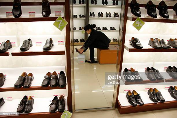 16cfe07e639 60 Top Shoe Store Pictures, Photos, & Images - Getty Images