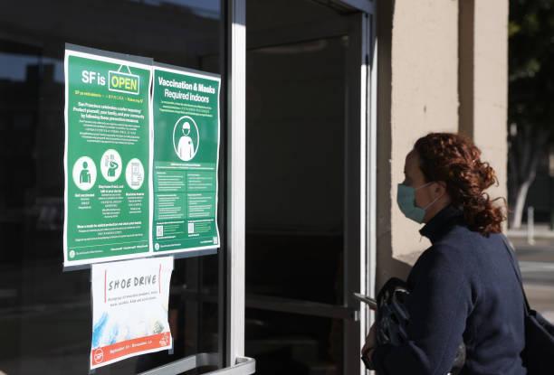 CA: San Francisco Eases Indoor Mask Requirements