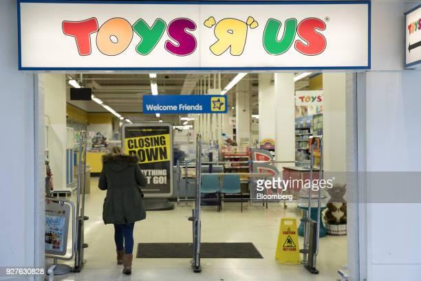 Amazon Com Inc And Brexit Take Toll As Toys R Us U K Maplin Fail