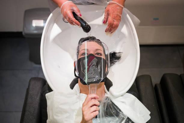 GBR: England Gets A Haircut - Salons Open After Coronavirus Lockdown