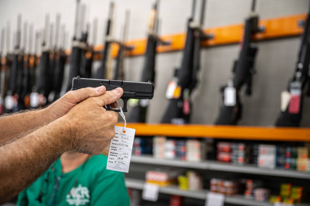 KY: Knob Creek Gun Range And Store As Sales Reach Record Pace