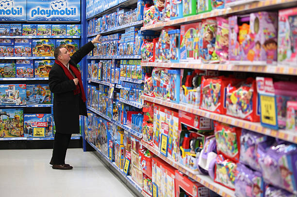 Inside A Toys R Us Inc Store Photos And Images Getty Images
