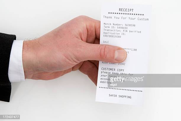 Customer Receipt