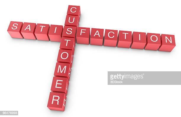 Kundenzufriedenheit Kreuzworträtsel