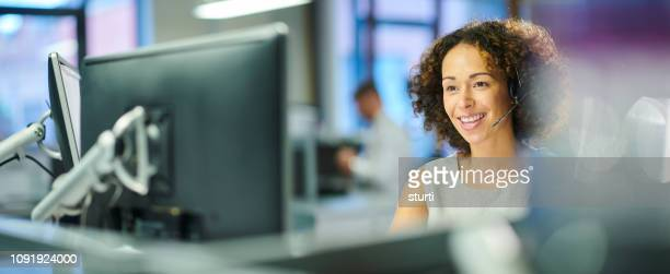 customer service panoramic - call center stock pictures, royalty-free photos & images