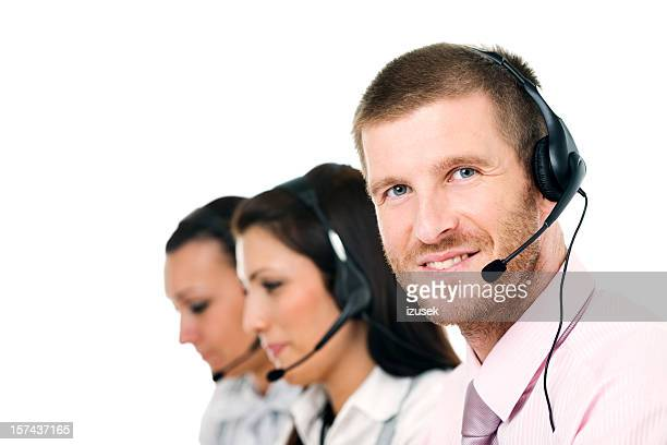 customer service representatives - izusek stock pictures, royalty-free photos & images