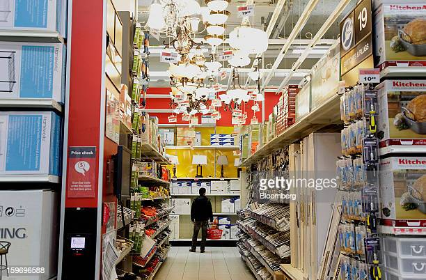 21 Views Of A Canadian Tire Store Ahead Of Retail Sales Pictures