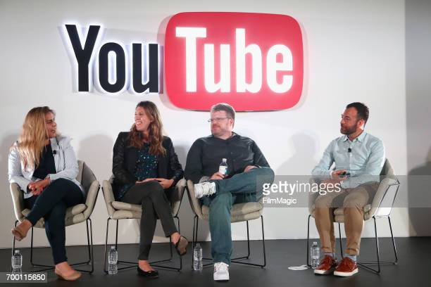 Customer Success at Pixability Jackie Swansburg Paulino, co-founder of Tubular Labs Allison Stern, Global Digital Executive/ Content & Strategy...