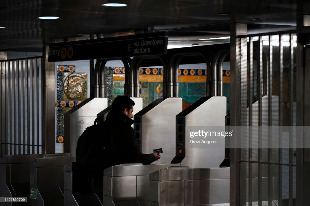 MTA Approves Fare Hikes In New York City : News Photo