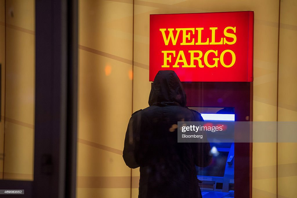 Wells Fargo Co Bank Branches Ahead Of Earnings Figures News Photo