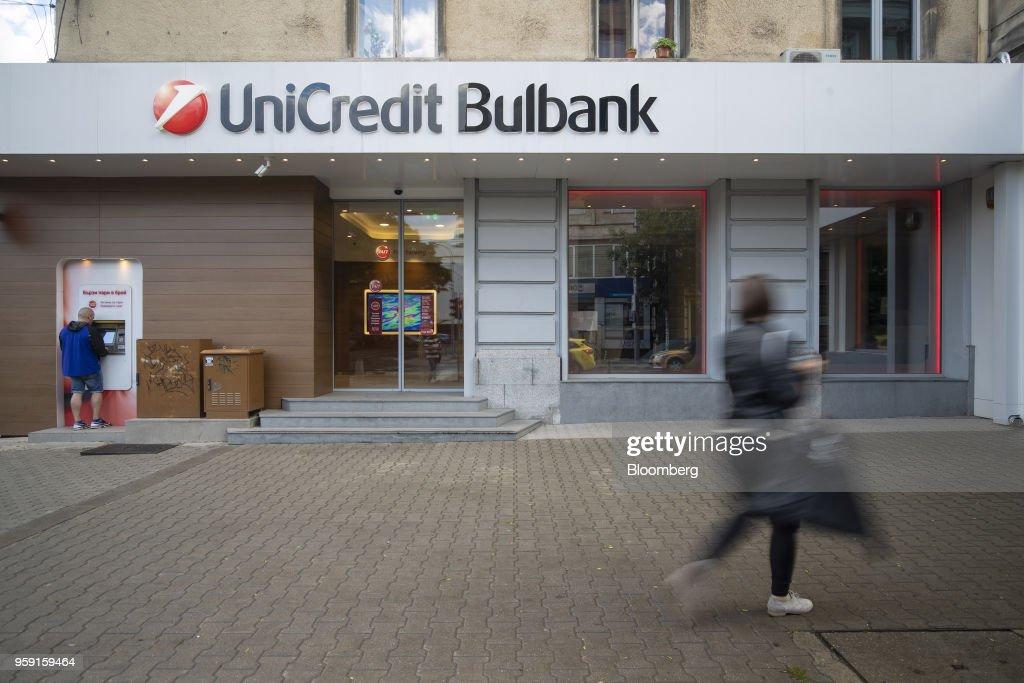 General Economy As Balkan Nation Considers Euro Adoption : News Photo