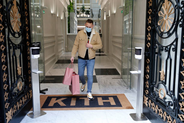 FRA: Kith Opens Its Paris Flagship Store