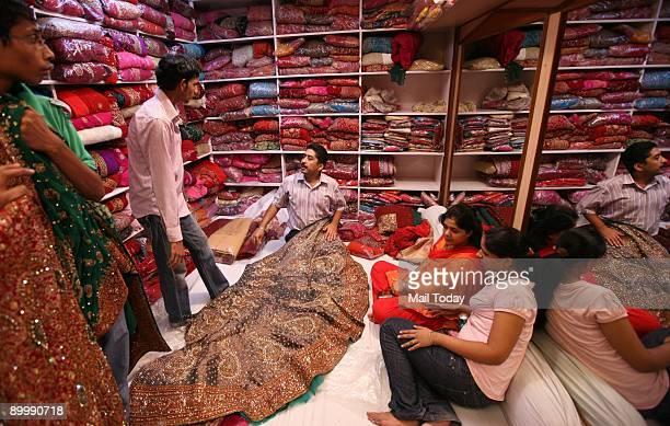 Chandni Chowk Photos et images de collection   Getty Images