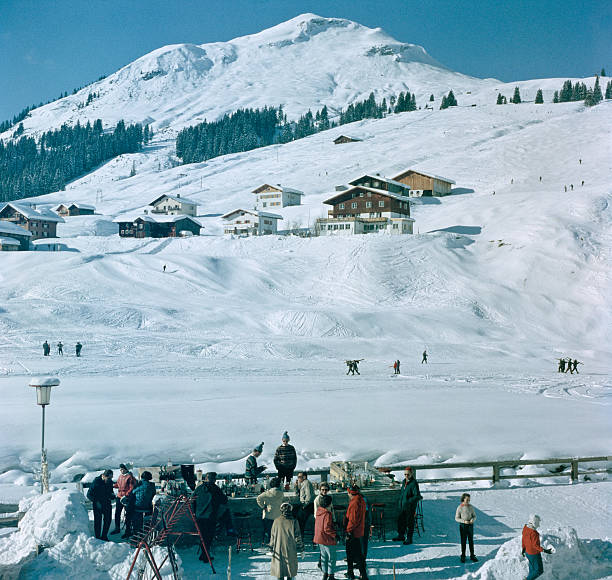 Ice Bar In Lech