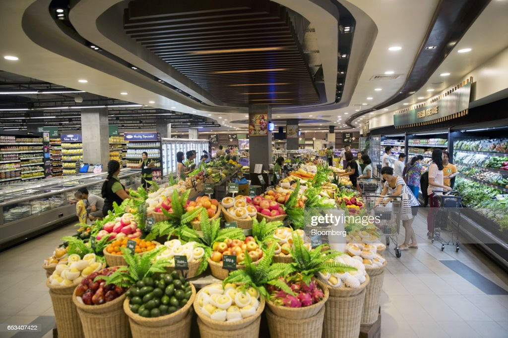 Inside City Mart Holding's Different Store Types As Investors Knocking on The Doors Of Nation's Leading Retail Chain : News Photo