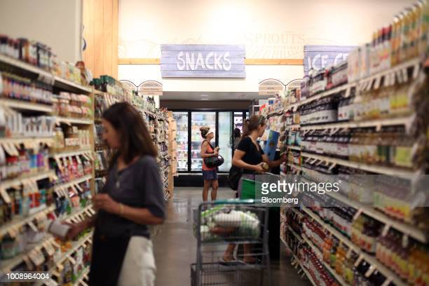 Sprouts farmers market inc stock