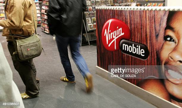 60 Top Virgin Mobile Uk Pictures, Photos and Images - Getty Images