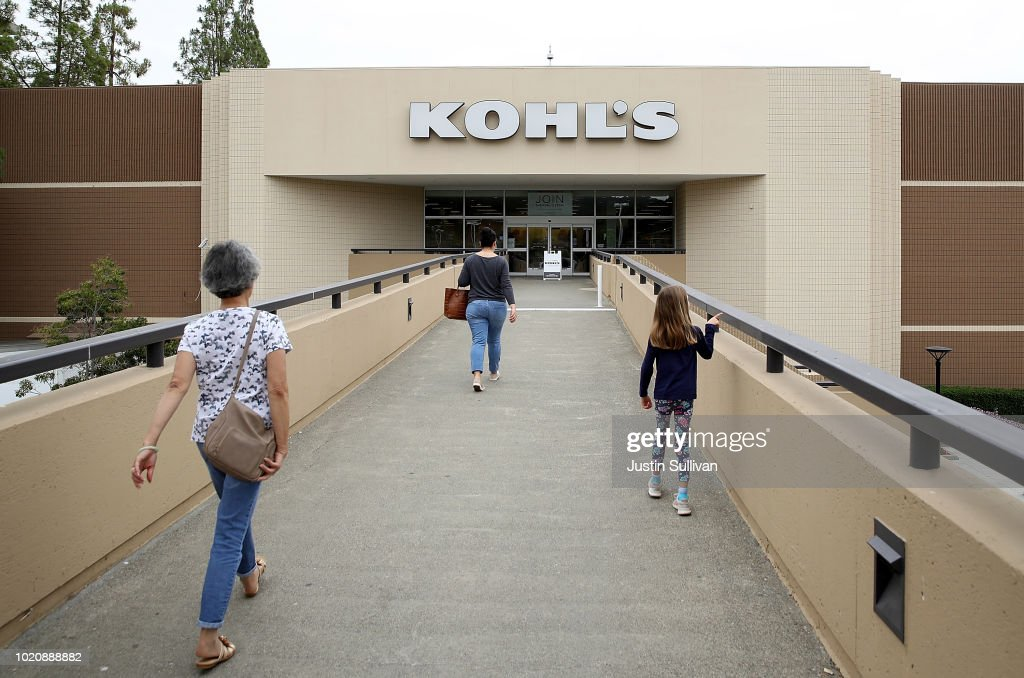 Kohl's Profit Climbs 40 Percent In Most Recent Quarter
