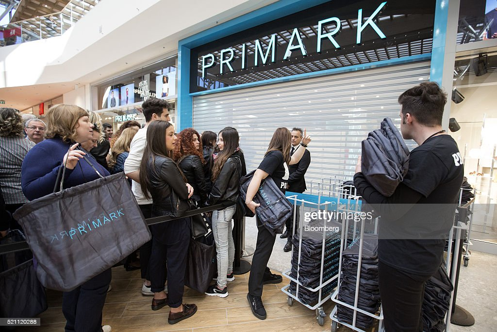 Associated British Foods Plc Opens A Primark Store In ...