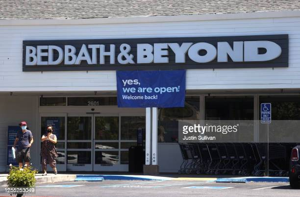 472 Bed Bath Beyond Photos And Premium High Res Pictures Getty Images