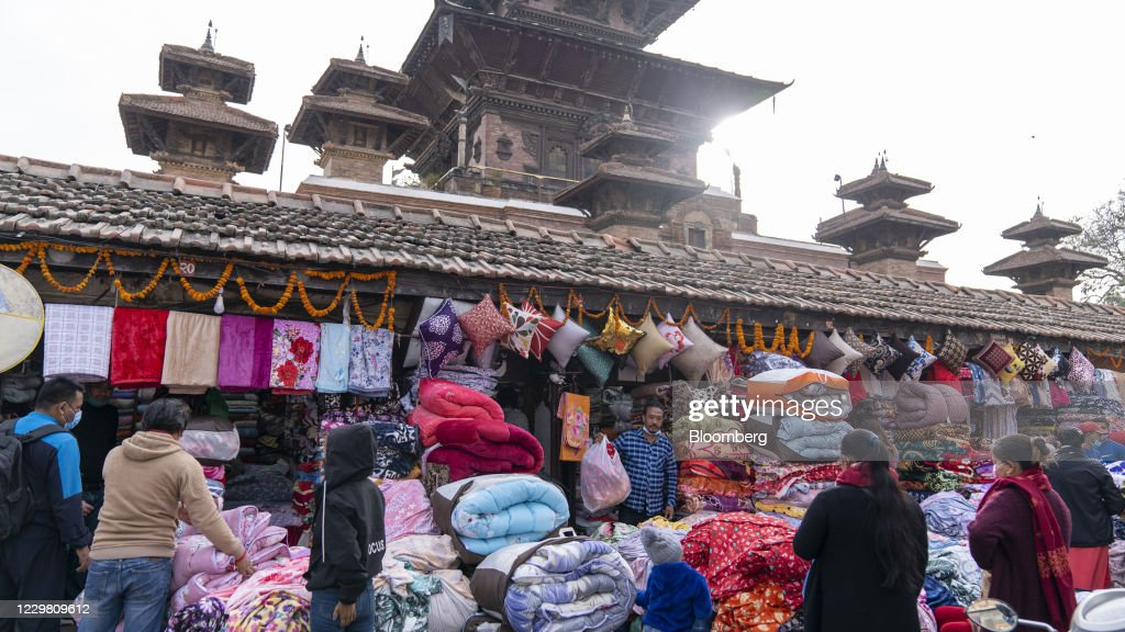 Nepal Reopens to Foreign Adventurers as it Suffers Pandemic Economic Woes : News Photo