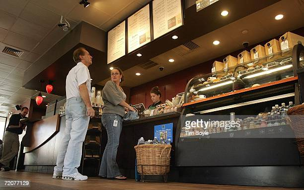 what to order at starbucks first time