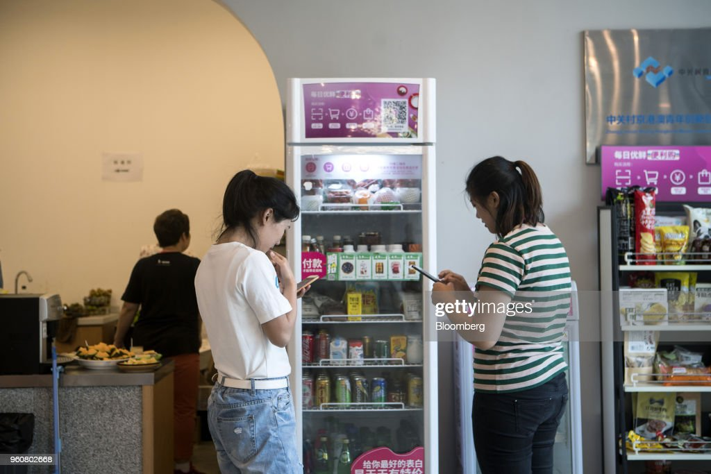 Mr Fresh Food Kiosks as Glorified Vending Machines Raise Billions in China