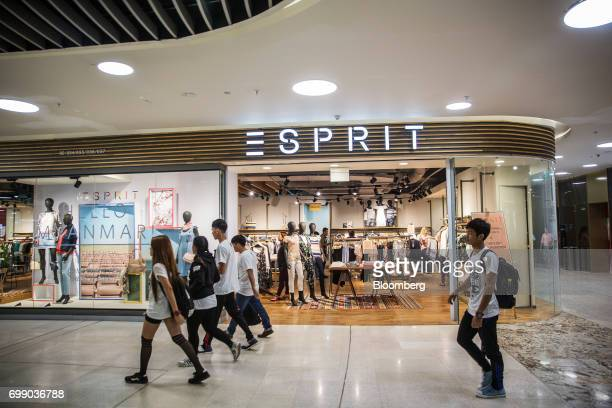36 Shopping At Junction City Mall In Yangon Pictures, Photos