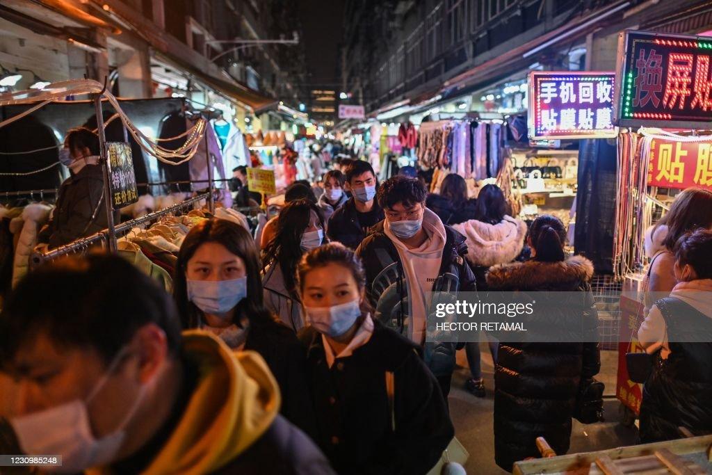 CHINA-LIFESTYLE : News Photo