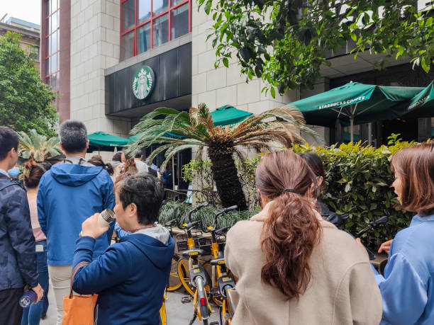 CHN: Free Coffee At Starbucks For Earth Day