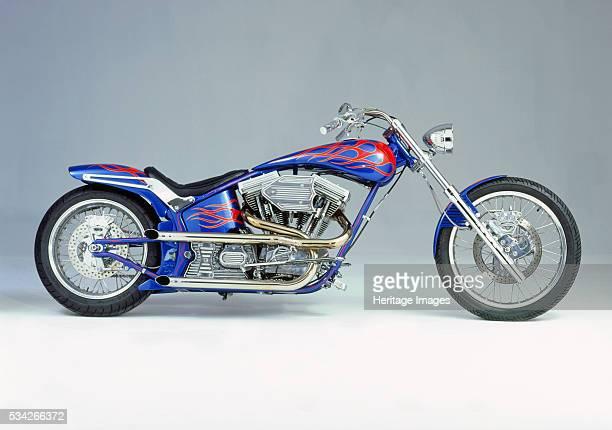 Customised Harley Davidson Batt Boy by Battistini 2000