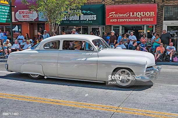 Customized Dream Car at Reno  Automobile  Parade