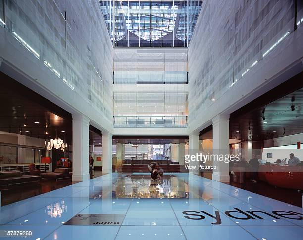 Customs House Sydney Australia Architect Lacoste And Stevenson Architect Customs House Atrium Floor Viewed From Entrance