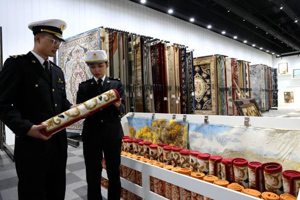 CHN: Carpet Manufacturing In Binzhou
