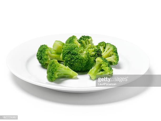Cut Broccoli