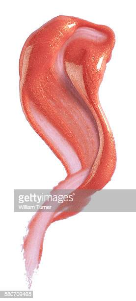 A cut out beauty product shot of lip gloss