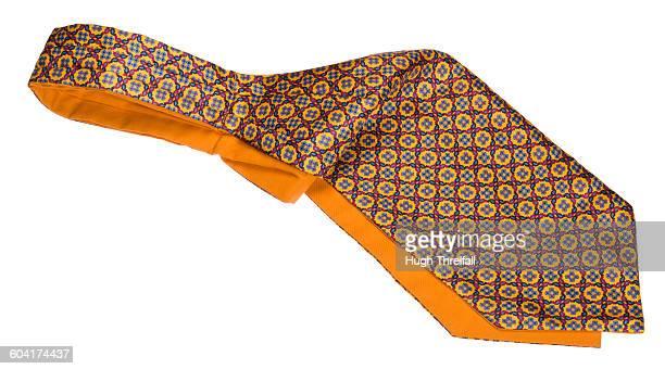 cut out image of a neck tie or cravat