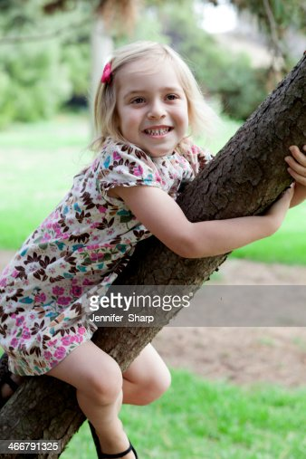 Adorable Four Year Boy With Big Blue Eyes Stock Image: Cute 4 Year Old Girl Outside Stock Photo