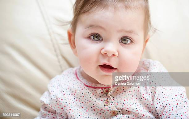 Cute Baby With Green Eyes Stock Photos and Pictures ...