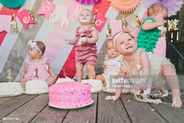 Awe Inspiring 60 Top Birthday Cakes Fotos En Beelden Getty Images Personalised Birthday Cards Paralily Jamesorg
