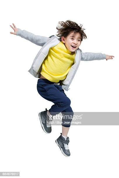 cute boy break dancing - asian boy stock pictures, royalty-free photos & images