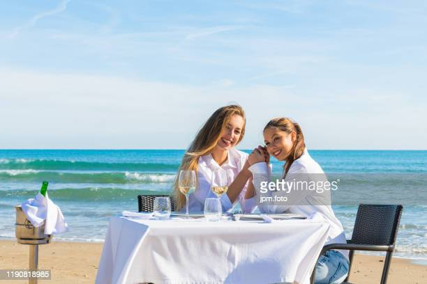 cute couple beach valentines day romantic
