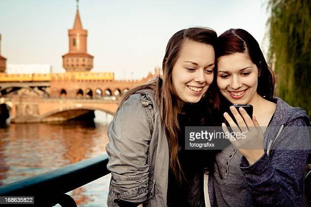Süße weibliche Teenager