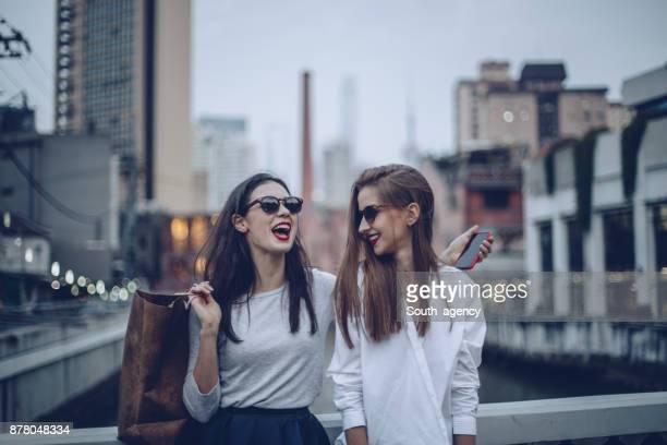 Cute girlfriends