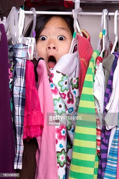Cute in the closet