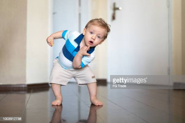 Cute Little Baby Dancing