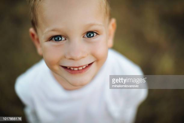 cute little boy - baby boys stock pictures, royalty-free photos & images