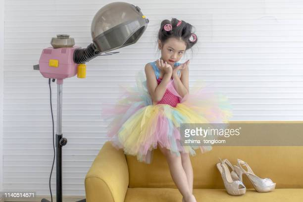 Little Girl Playing With Herself Stock Pictures, Royalty -2778